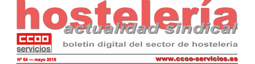 Hosteleria sindical CCOO