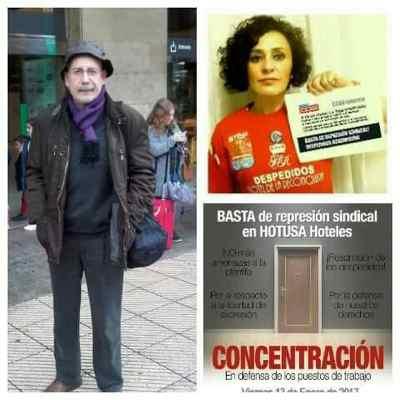 Juicio sanciones a CCOO en Hotel Reconquista