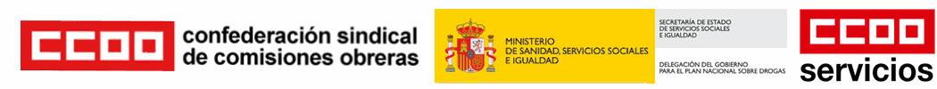 Logotipos jornada Camareras de piso