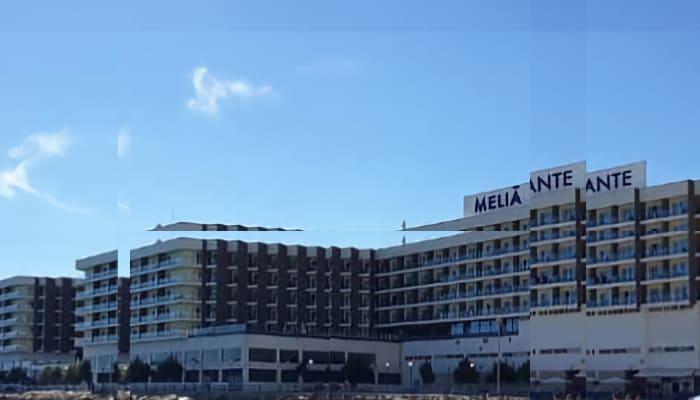 Imagen Hotel Melia. Crisis coronavirus
