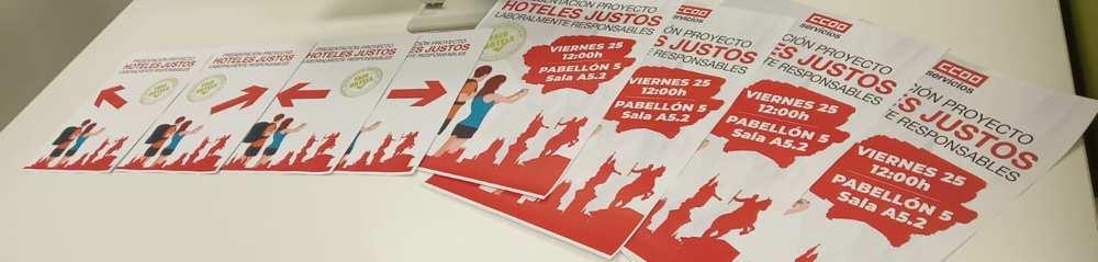 Presentacion campaña hoteles justos