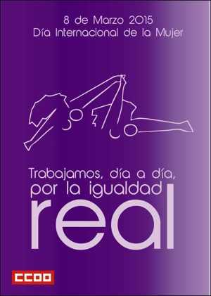8 de Marzo por la igualdad real