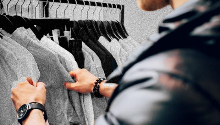 Tienda comercio textil Inditex
