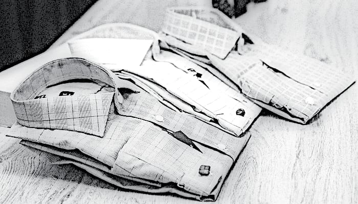 Camisas encomercio Textil