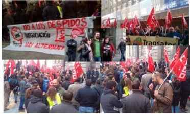Movilizaciones Grupo Tragsa