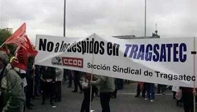 No despidos tragsatec