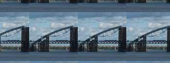 Imagen puente. Sector ingenierías