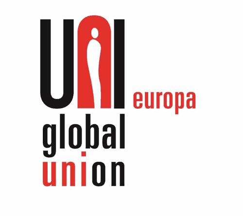 UNI Europa logotipo