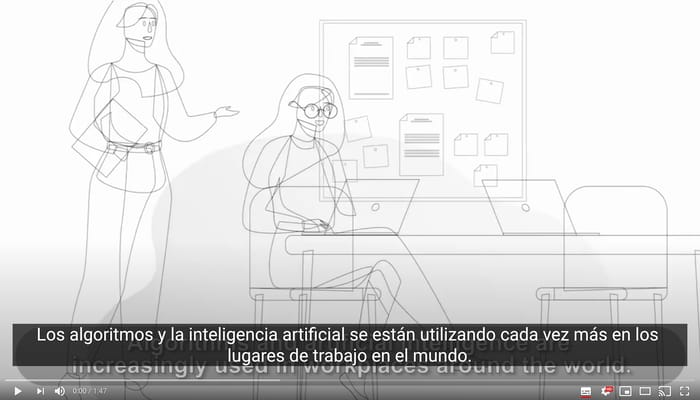 Algoritmo inteligencia artificial