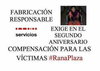 Compensaciones catástrofe Rana Plaza