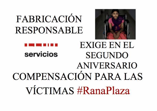 Rana Plaza compensaciones