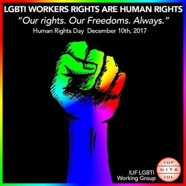 derechos trabajadores y trabajadoras LGTBI