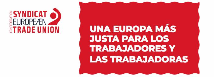 Elecciones europeas y sindicato