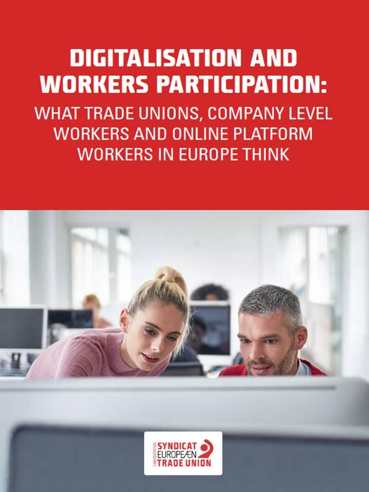 Informe participación de los trabajadores