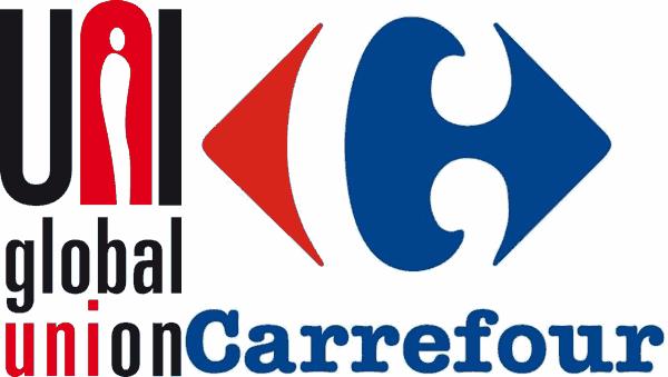 Logo UNI Carrefour