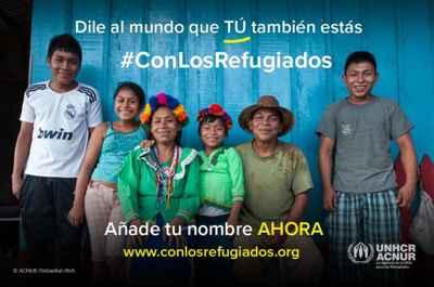 Acogida a refugiados