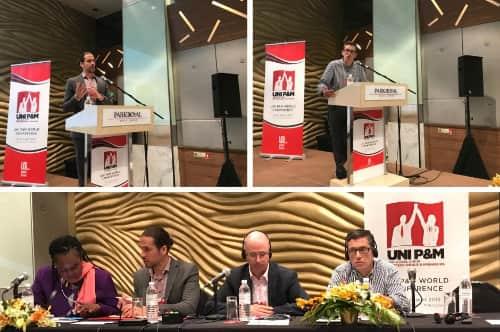 Conferencia UNI ICTS