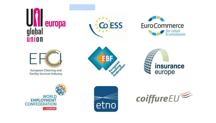 Interlocutores sociales en Europa