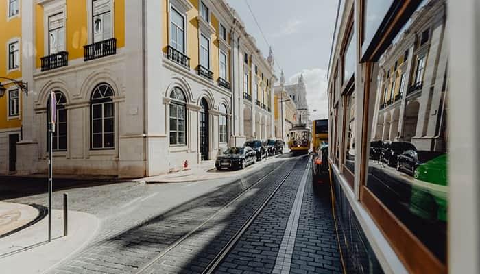 Imagen turismo europa. Lisboa