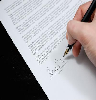 Firma convenio Seguros