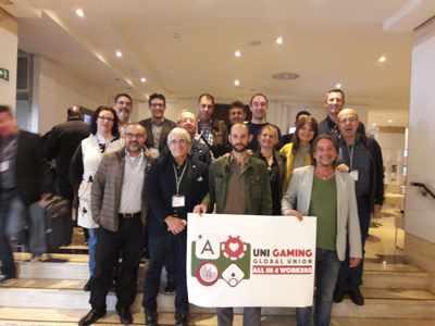 Reunion UNI Juegos de Azar. Sindicato