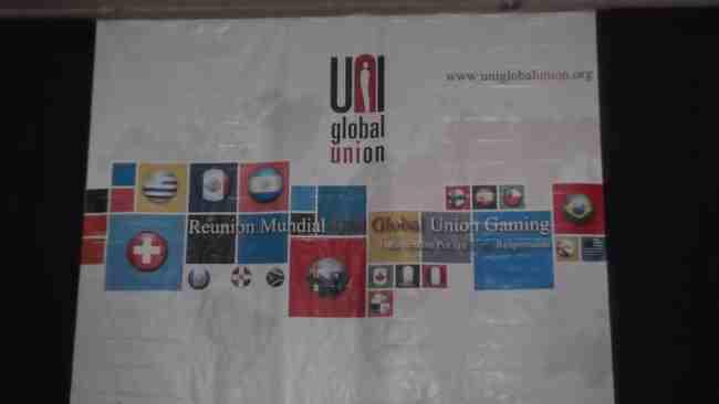 Jornada mundial UNI Juego
