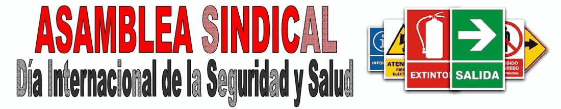 Asamblea Salud Laboral la Rioja CCOO