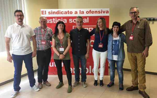 ejecutiva CCOO La Rioja