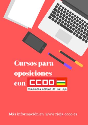 cursos, oposiciones, universidad La Rioja
