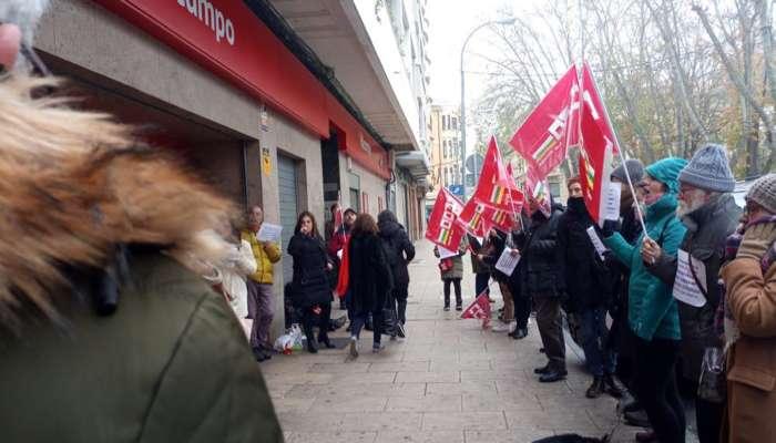 Movilizaciones por los horarios de Comercio en la Rioja