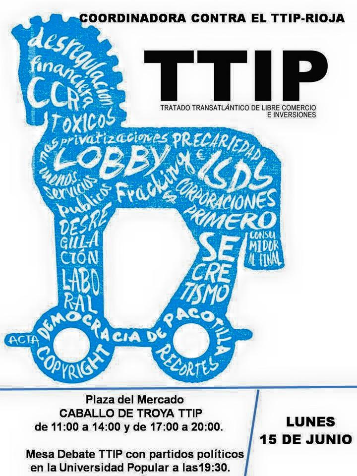 Jornada TTIP La Rioja