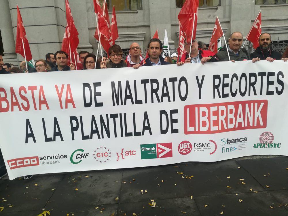 Cocnetracion delegados Liberbank