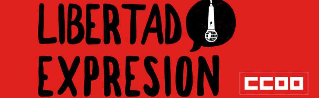 Libertad expresión CCOO