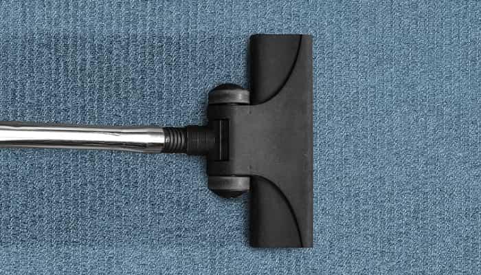 Limpieza, aspirador