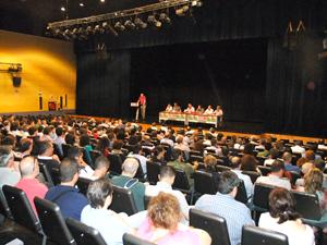 Asamblea CCOO Sector financiero