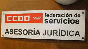 Asesoria Juridica CCOO Servicios Madrid