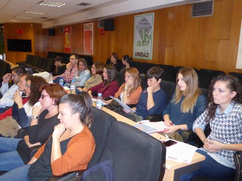 Asamblea delegados C.Textil