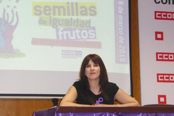 Acto Igualdad CCOO Servicios Madrid