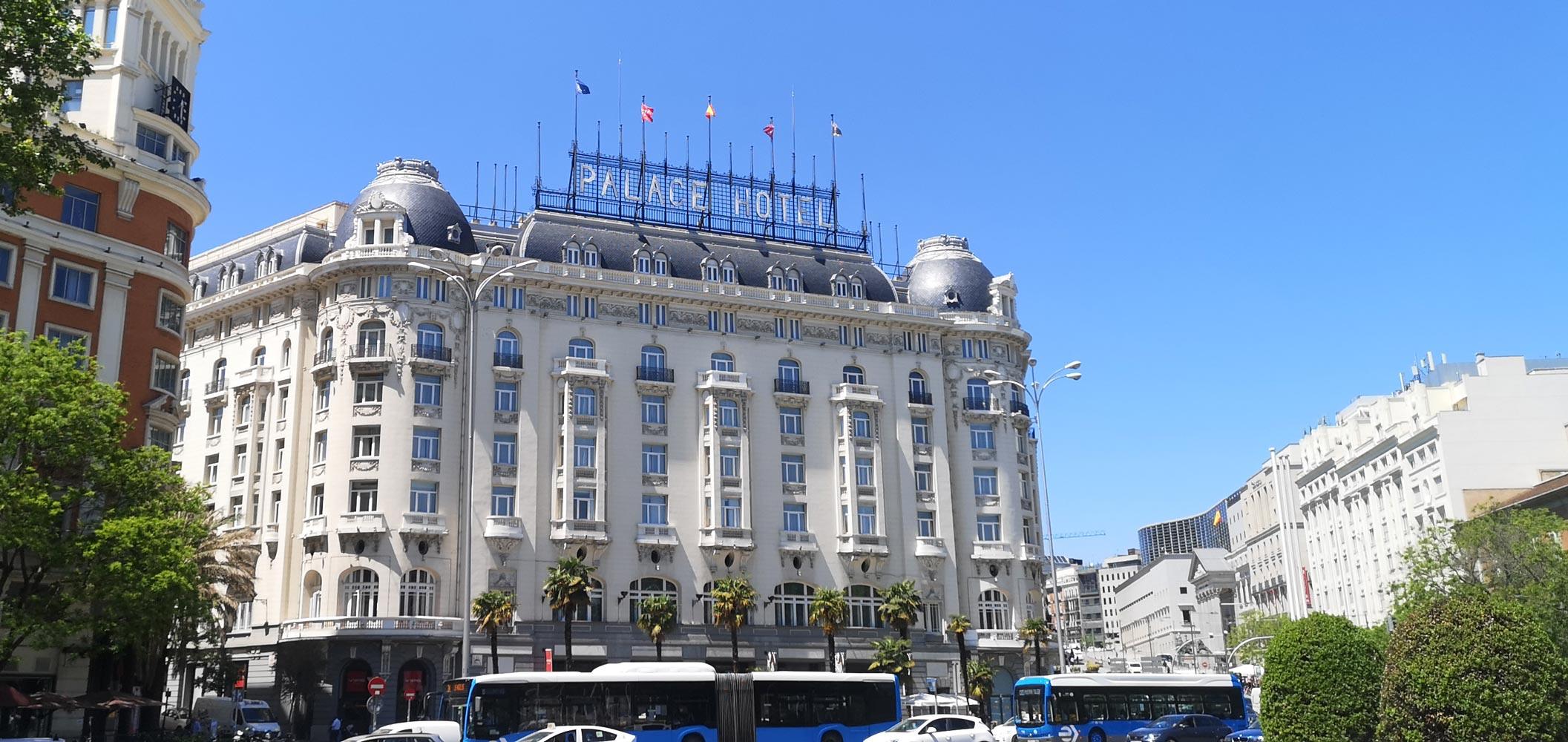 hotel The Westin Palace de Madrid