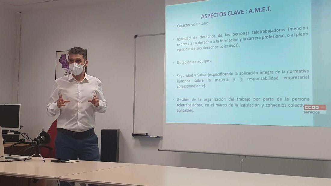 Alberto Lombardo salud-laboral servicios-ccoo-madrid