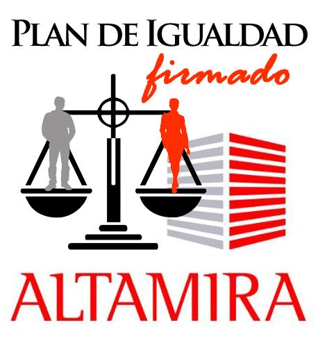 Plan de igualdad Altamira