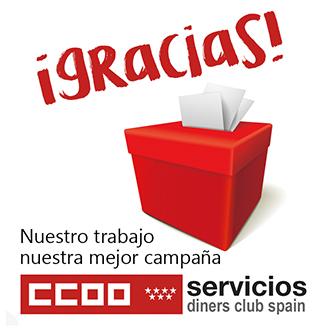 Gracias Diners Club Spain