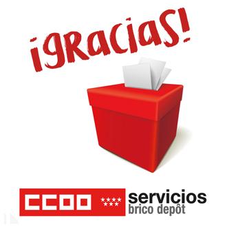 Urna gracias Brico depot