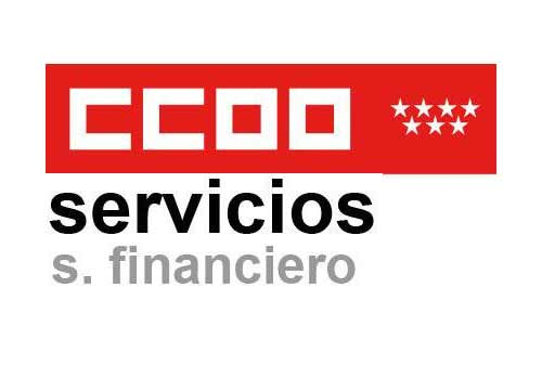 Sector financiero CCOO