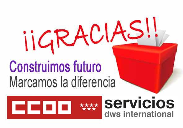 Logotipo Urna Gracias