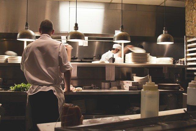 Cocina empresa