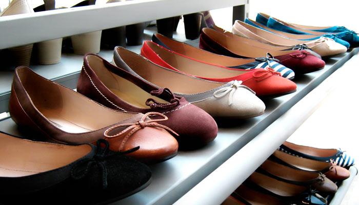 lote zapatos varios colores manoletinas mujer
