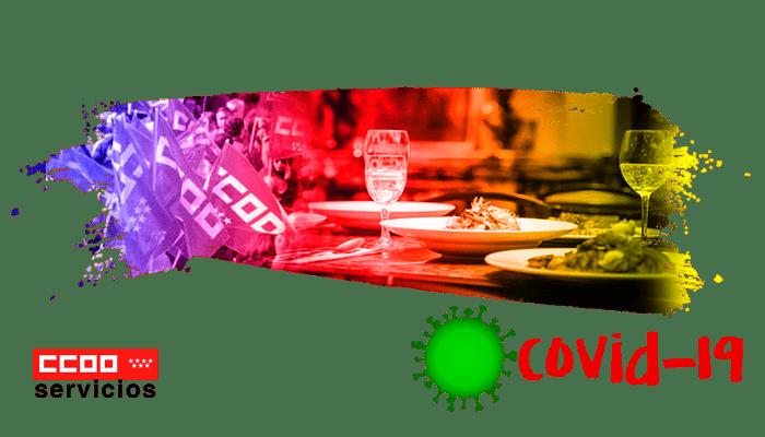 hostelería coronavirus