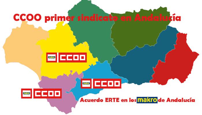 ERTE en Makro Andalucía, acuerdo