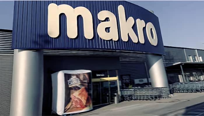 ERE en Makro